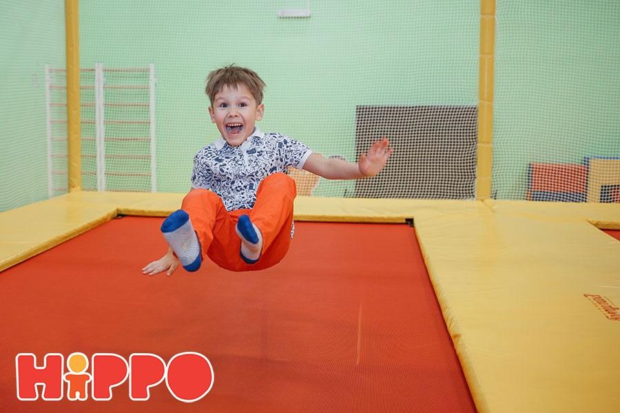 Спорт для детей в Летнем Отдыхе