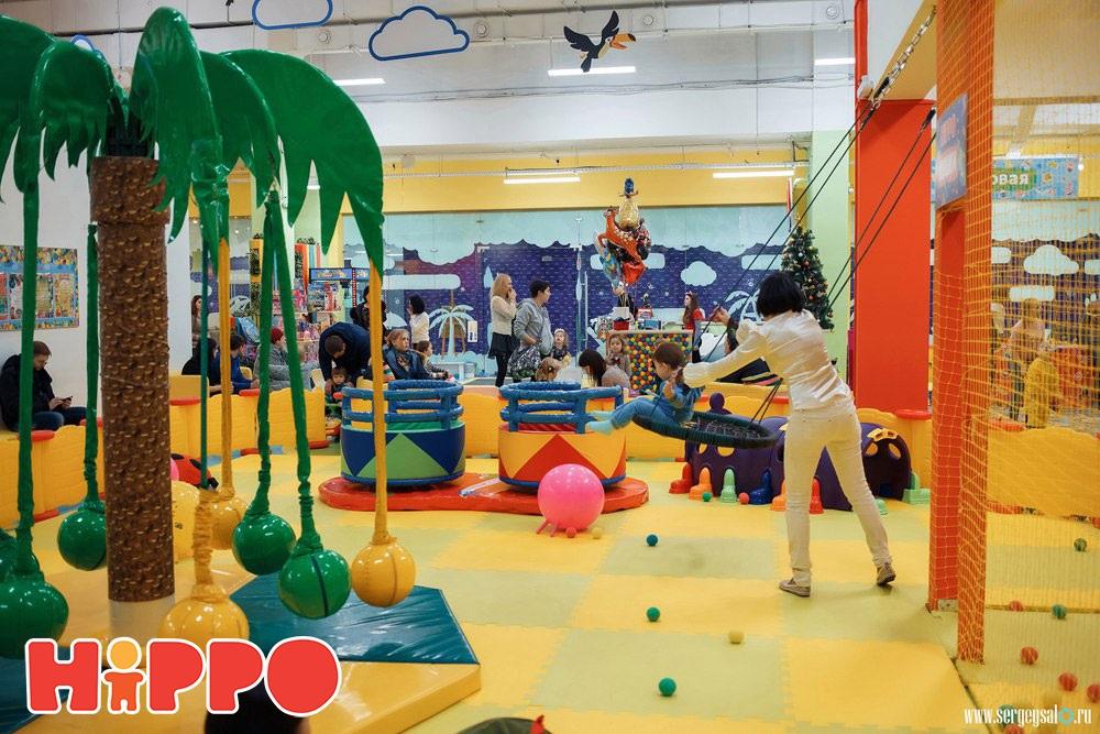 Игровой развлекательный центр для детей в Лесном Городке