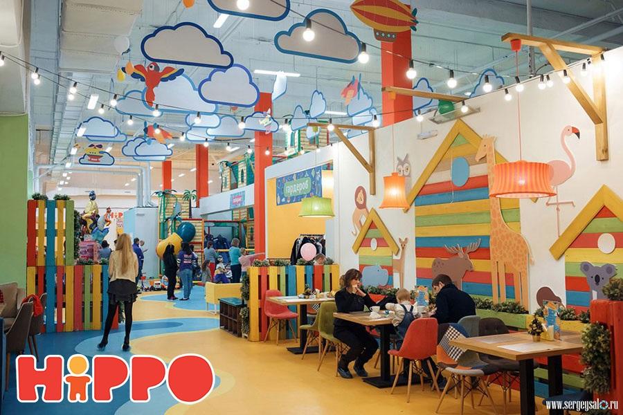 Игровой развлекательный центр для детей в Солослово