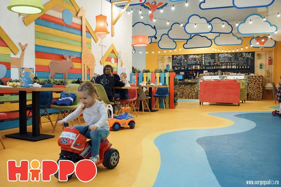Игровой развлекательный центр для детей в Матвейково