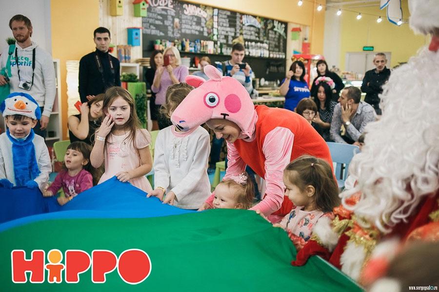 Организация детских праздников в Матвейково