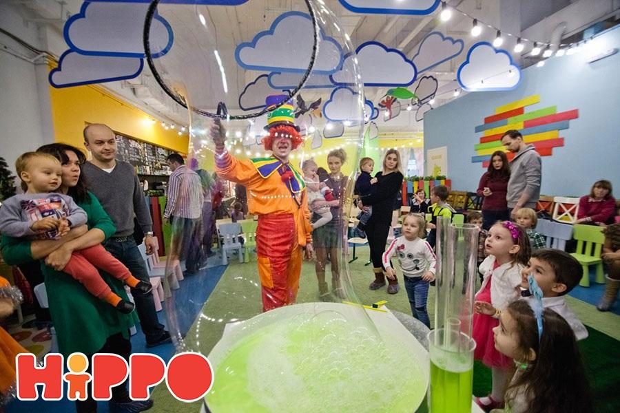 Развлечения: батуты, лабиринты, анимация в Голицыно