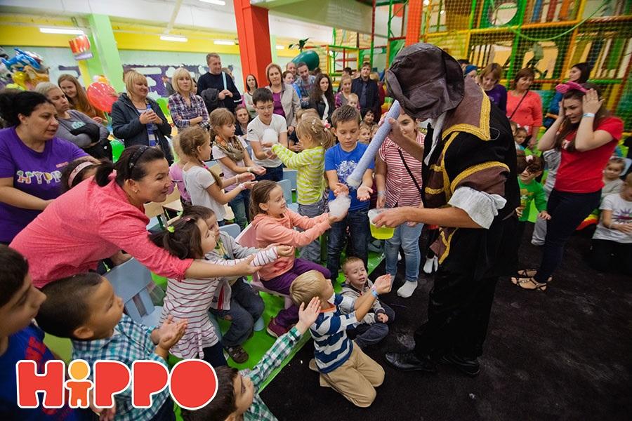 Организация детских праздников в Голицыно