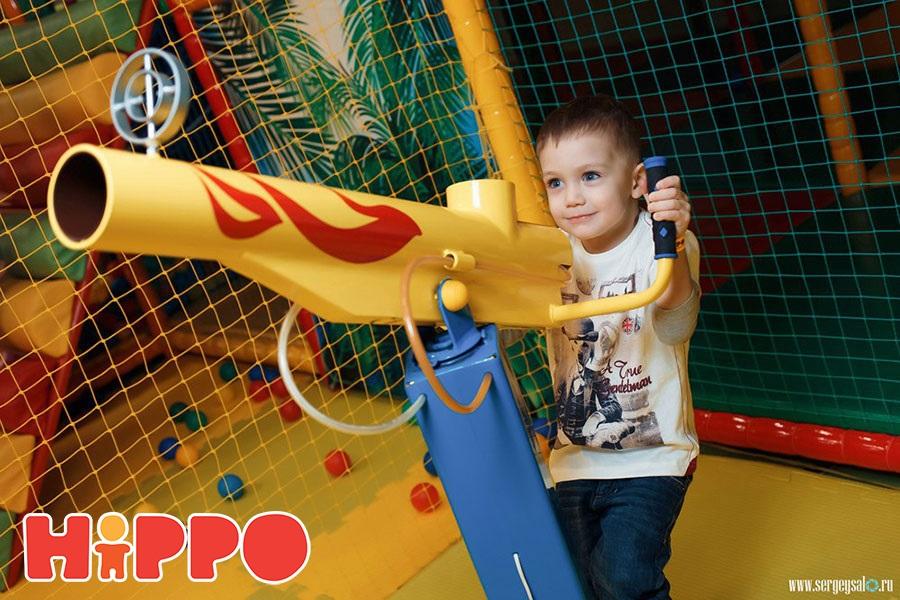 Игровой развлекательный центр для детей в Вырубово